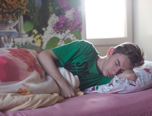 Zijn uitslapende tieners lui?